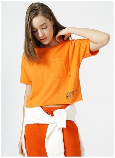 Fabrika Sports Tişört Oranj